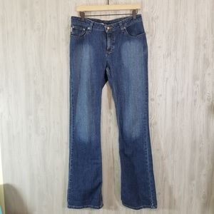 Carhartt Relaxed Denim Boot Cut Jeans 10